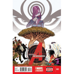 Secret Avengers Vol. 3 Issue 03