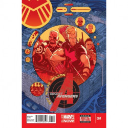 Secret Avengers Vol. 3 Issue 04
