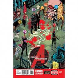 Secret Avengers Vol. 3 Issue 05