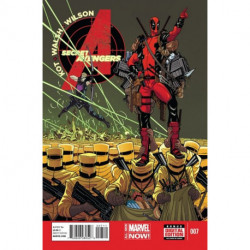 Secret Avengers Vol. 3 Issue 07