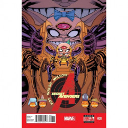 Secret Avengers Vol. 3 Issue 08