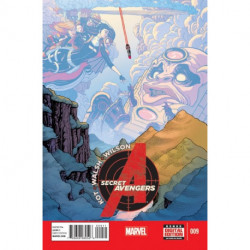 Secret Avengers Vol. 3 Issue 09