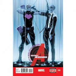 Secret Avengers Vol. 3 Issue 10
