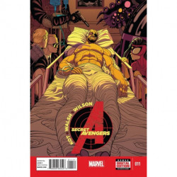 Secret Avengers Vol. 3 Issue 11
