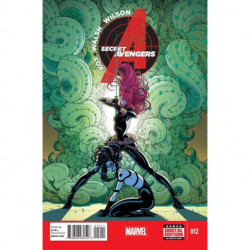 Secret Avengers Vol. 3 Issue 12