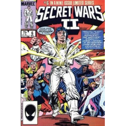 Secret Wars II  Issue 6