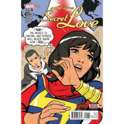 Secret Wars: Secret Love Issue 1