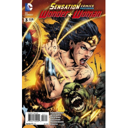 Sensation Comics: Featuring Wonder Woman Issue 3