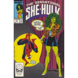 Sensational She-Hulk Issue 03