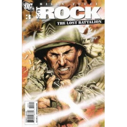 Sgt. Rock: Lost Battalion  Issue 3