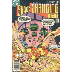 Shade The Changing Man  Issue 8