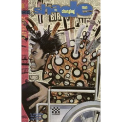Shade, The Changing Man Vol. 2 Issue 33