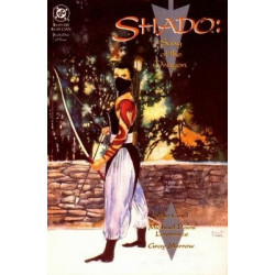 Shado: Song of the Dragon  Issue 1