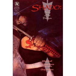 Shado: Song of the Dragon  Issue 4