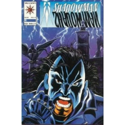 Shadowman Vol. 1 Issue 11