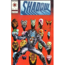 Shadowman Vol. 1 Issue 13