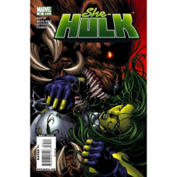 She-Hulk Vol. 2 Issue 35