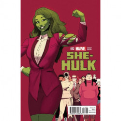 She-Hulk Vol. 3 Issue 12b
