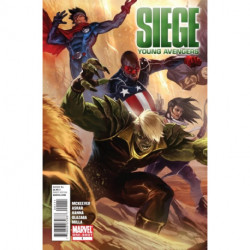 Siege: Young Avengers  Issue 1