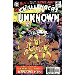 Silver Age: Challengers of the Unknown One-Shot Issue 1