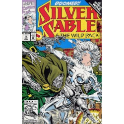 Silver Sable and the Wild Pack  Issue 05