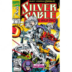 Silver Sable and the Wild Pack  Issue 06