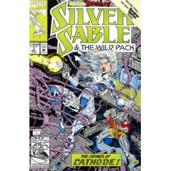 Silver Sable and the Wild Pack  Issue 07