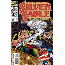 Silver Sable and the Wild Pack  Issue 29