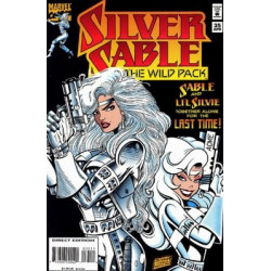 Silver Sable and the Wild Pack  Issue 35