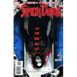 Simon Dark  Issue 2