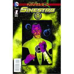 Sinestro: Futures End One-Shot Issue 1