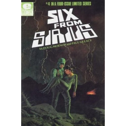Six From Sirius Mini Issue 4