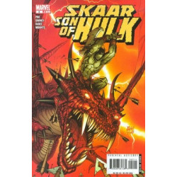 Skaar, Son of Hulk  Issue 02