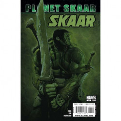 Skaar, Son of Hulk  Issue 11