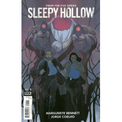 Sleepy Hollow Issue 1