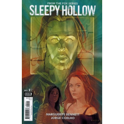 Sleepy Hollow Issue 2