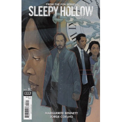 Sleepy Hollow Issue 3