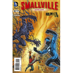 Smallville Season 11  Issue 12