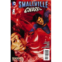 Smallville Season 11: Chaos Issue 1