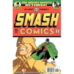Smash Comics One-Shot Issue 1