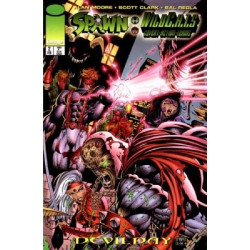 Spawn / WildC.A.T.s Issue 2