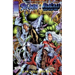 Spawn / WildC.A.T.s Issue 3