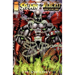 Spawn / WildC.A.T.s Issue 4