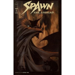 Spawn: The Undead  Issue 5