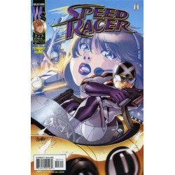 Speed Racer Vol. 3 Issue 3