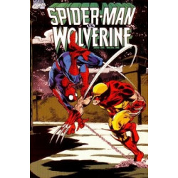 Spider-Man vs. Wolverine One-Shot Issue 1b