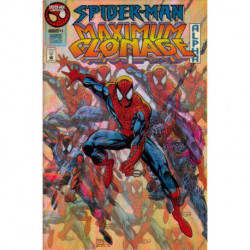 Spider-Man: Maximum Clonage - Alpha One-Shot Issue 1b