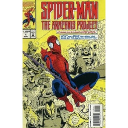 Spider-Man: The Arachnis Project  Issue 1