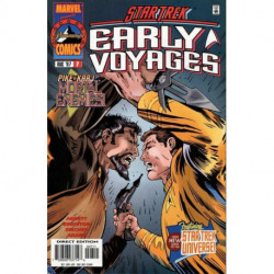 Star Trek: The Early Voyages  Issue 7