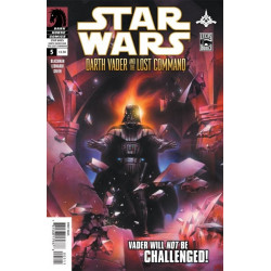 Star Wars: Darth Vader and The Lost Command  Issue 5